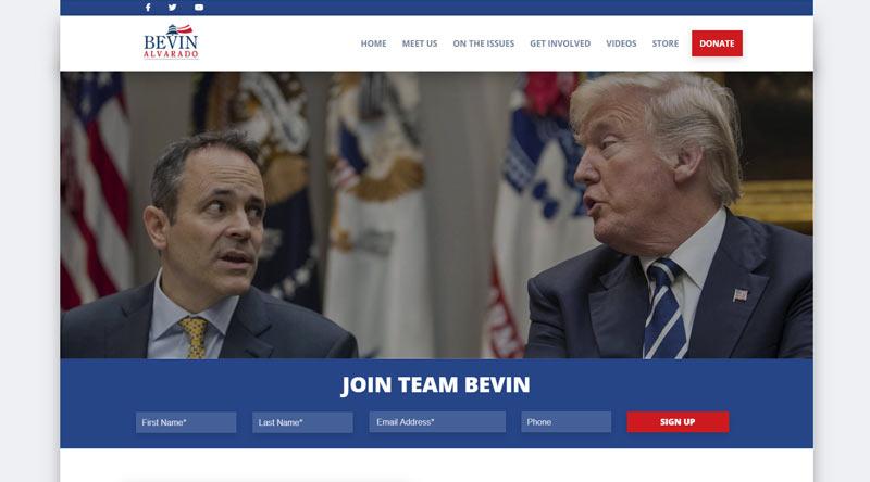 Matt Bevin for Kentucky Gov