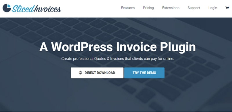 Sliced Invoices