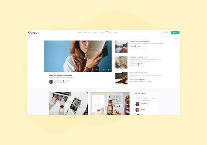 BuddyPress WordPress Themes to Check Out