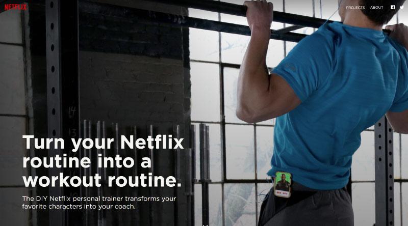 Makeit Netflix