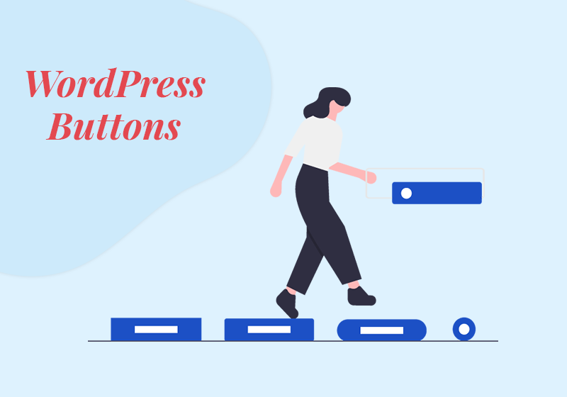 4 Easy Ways to Create Button in WordPress