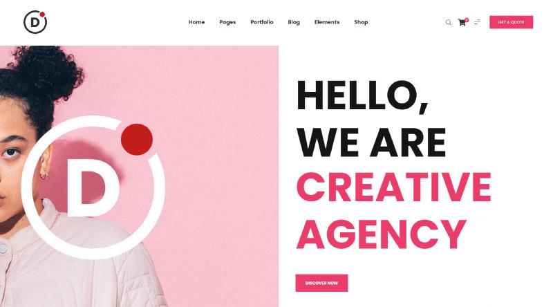 Draven WordPress Theme