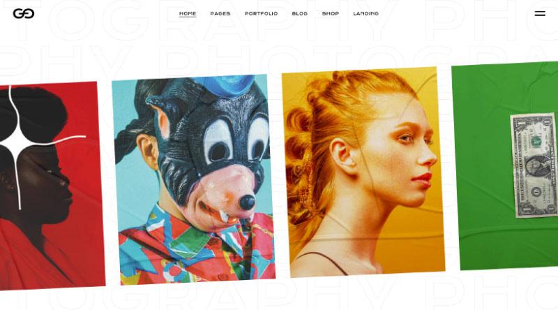 Gracey WordPress theme