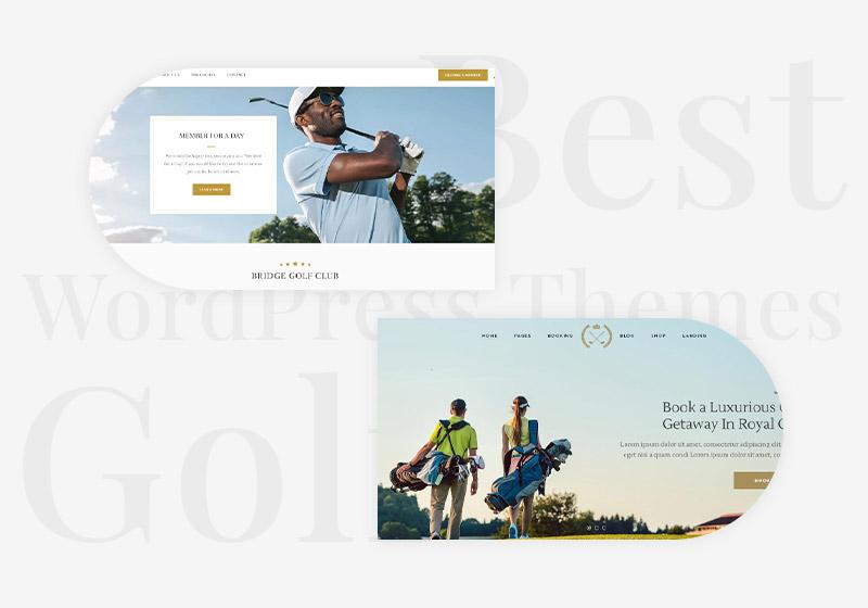 Most Enticing Golf WordPress Themes