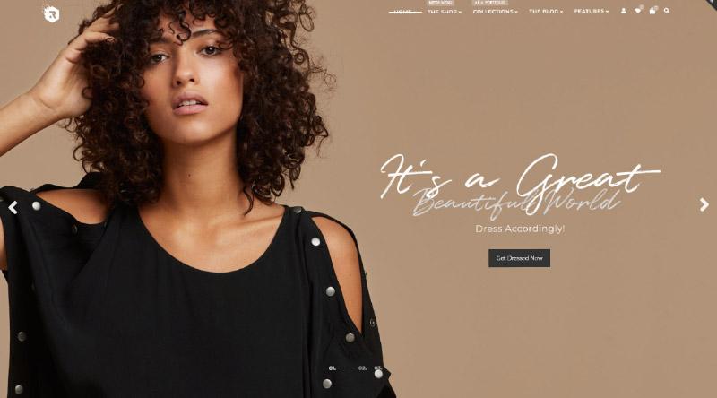 Rigid WordPress Theme