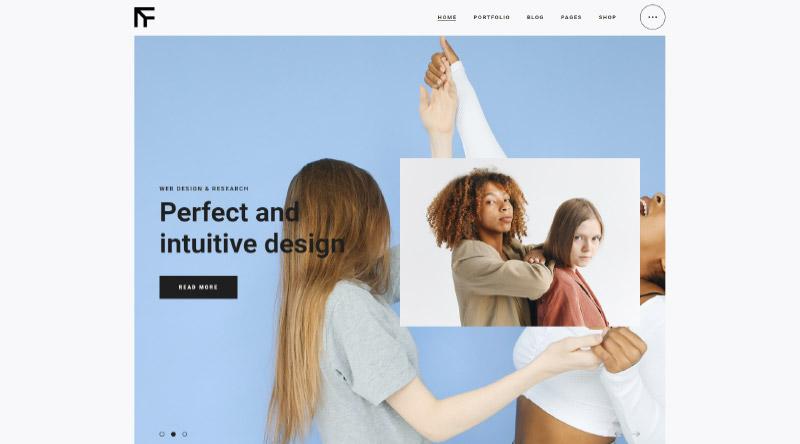 TheFutur WordPress Theme