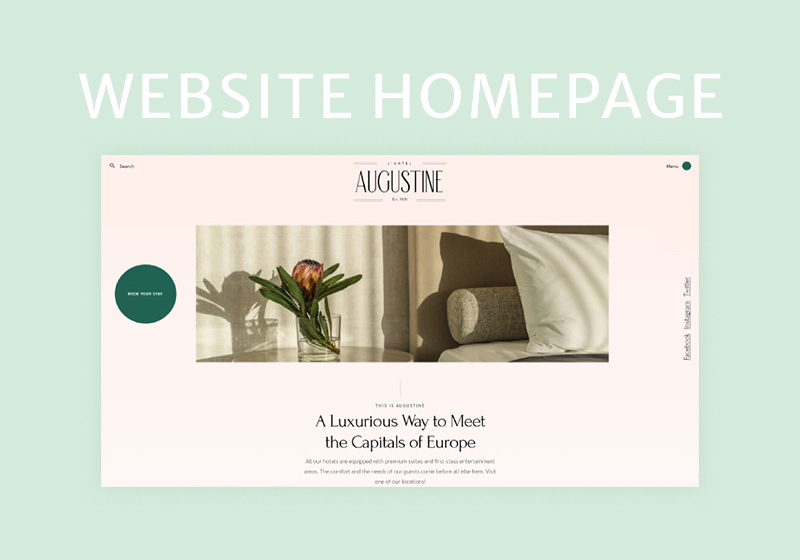 What is a Website Homepage and What Elements Make it Great