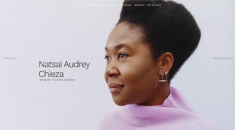 Natsai Audrey Chieza