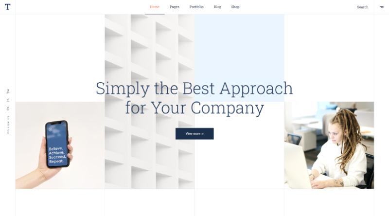 Thorsten WordPress Theme