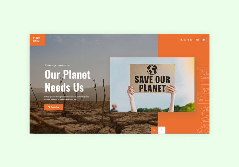 Top Environment WordPress Themes to Help You Save the Planet