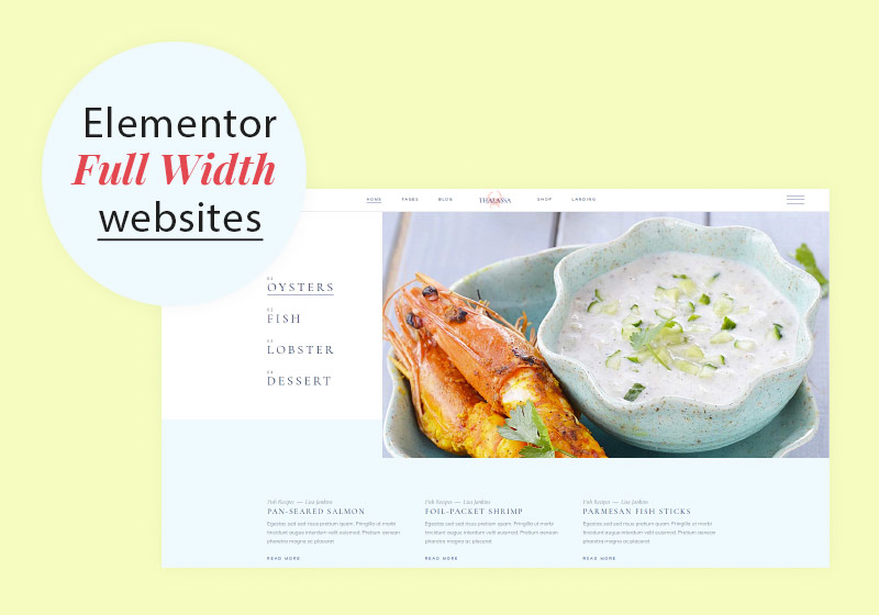 All You Need to Know About Elementor Full-Width Page and Row