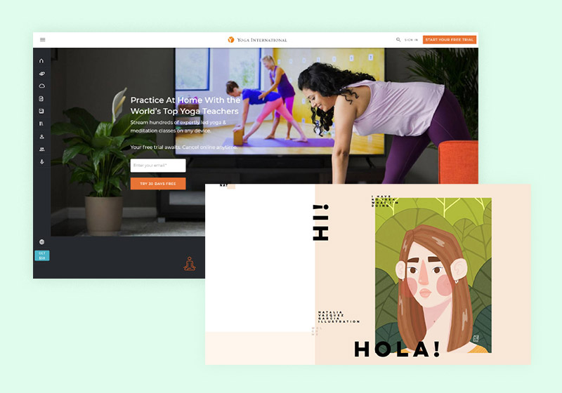 Hero Image Website Best Practices and Examples