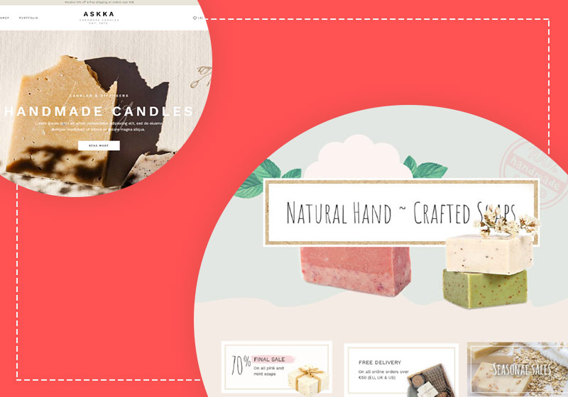 Best WordPress Themes with Stunning Soap Website Templates