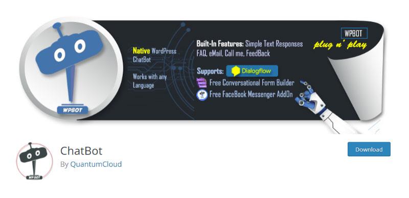 ChatBot plugin