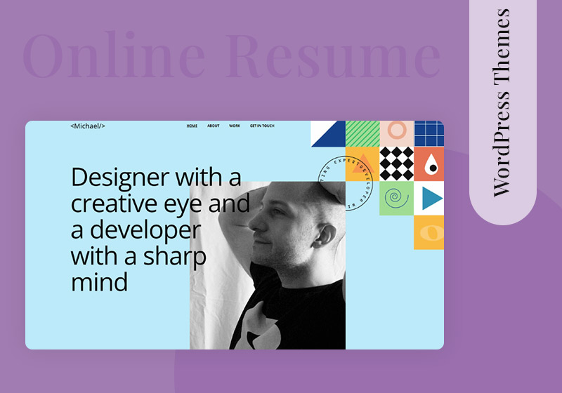 Free Resume WordPress Themes for Any Profession