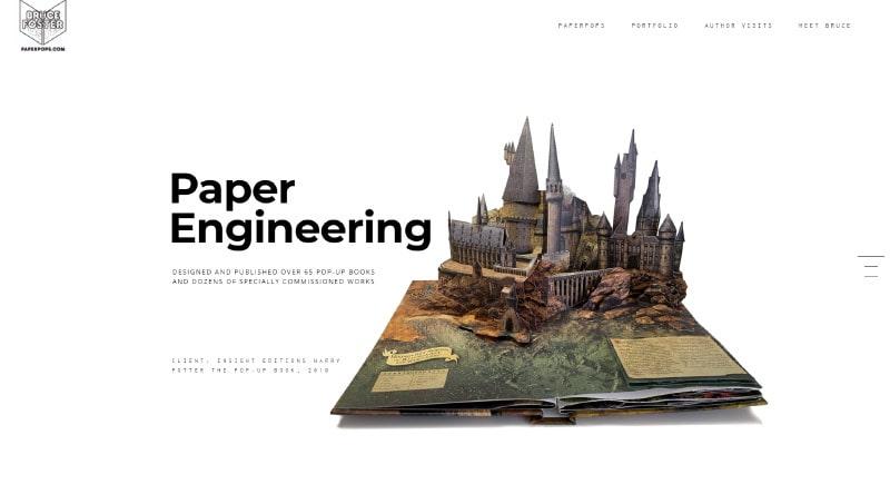 Paper pops