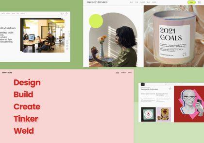 Personal Portfolio Website Examples for Creative Niche